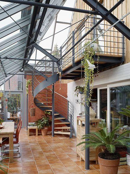 wintergarten ahrensburg ulrich fahr architekt. Black Bedroom Furniture Sets. Home Design Ideas